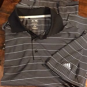 adidas Shirts - NWOT men's adidas climalite golf polo